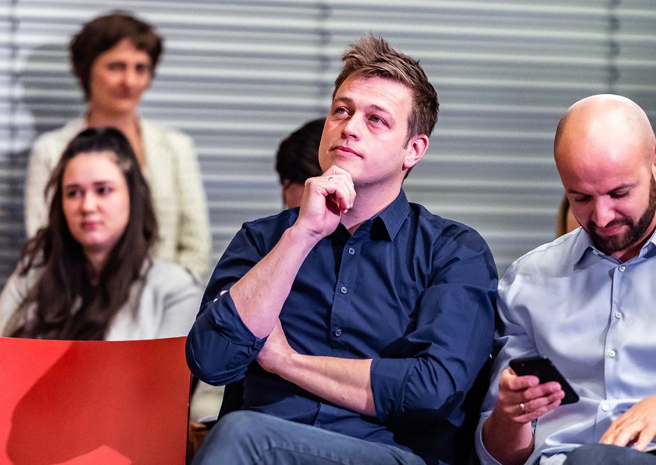 Der neue Landessprecher der Grünen in Oberösterreich, Stefan Kaineder.