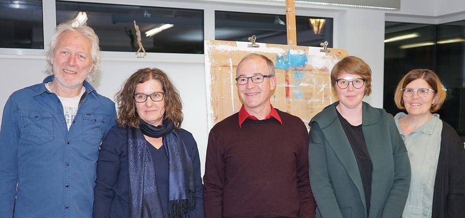Die Kulturmacher mit Peppi Spiss, Lisa Krabichler, Hermann Mussak, Katharina Spiss und Daniela Stremitzer (v.l.) haben neue Pläne.