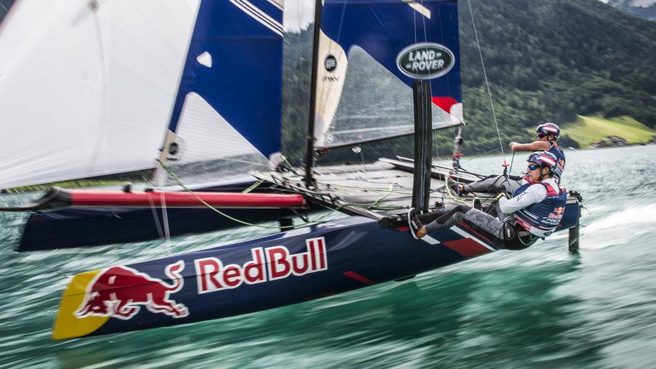 Red Bull setzt auf Sportmarketing und ist daher in den heimischen Medien präsent.