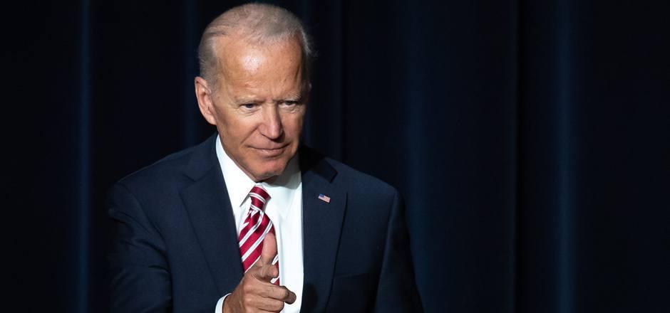 Parteischwergewicht und Veteran: Joe Biden.