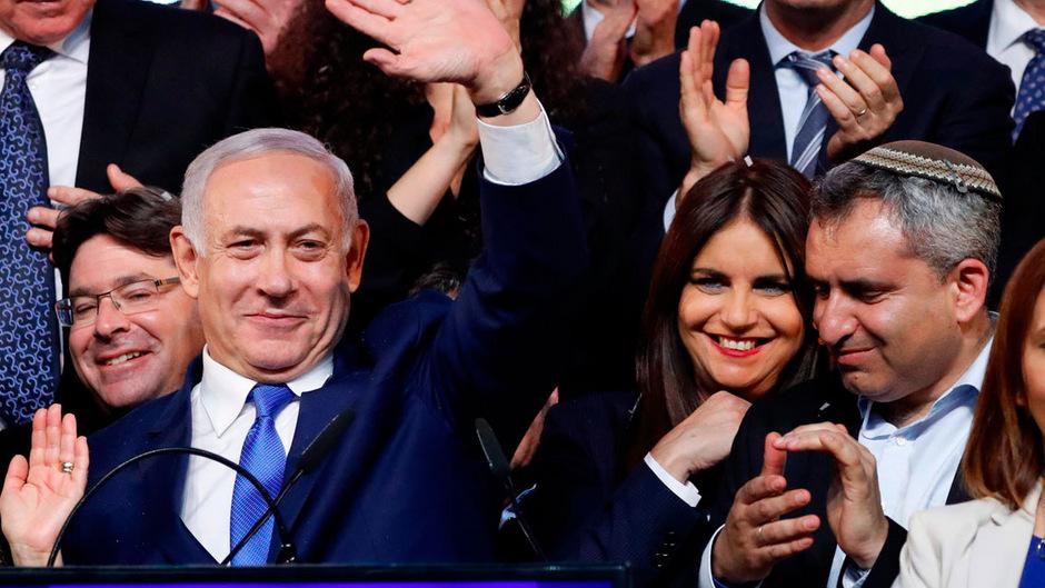 Regierungschef Benjamin Netanyahu.