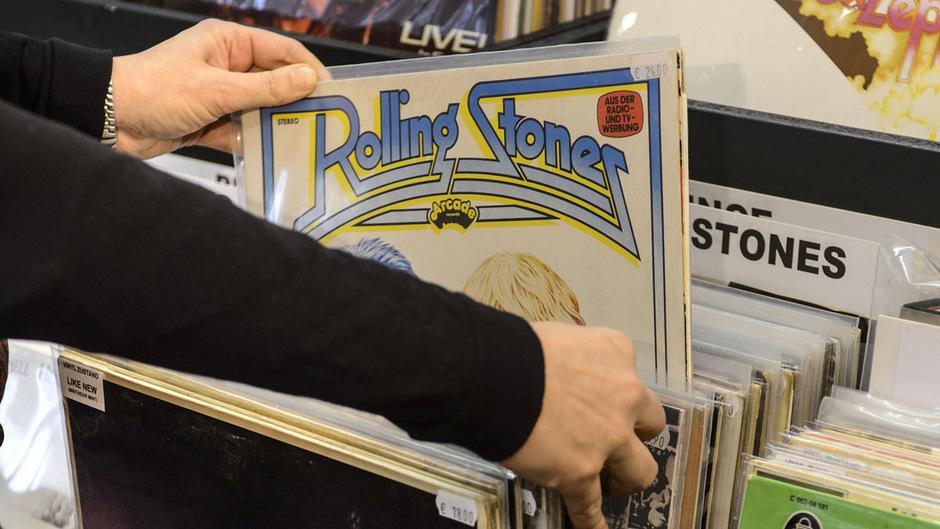 Am Record Store Day kommen limitierte Sonderpressungen in ausgewählte Läden.
