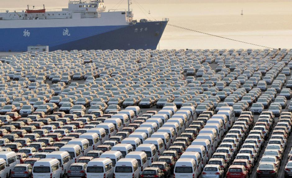 China hat einen  Weltmarktanteil von 28 Prozent. (Symbolfoto)