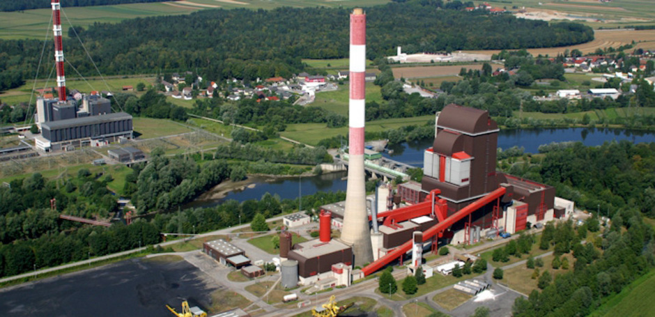 In den nächsten Jahren würden auch die flexiblen Gaskraftwerke weiterhin eine wichtig Rolle für die Versorgungssicherheit darstellen. (Im Bild: Gaskraftwerk des Verbunds in Mellach)