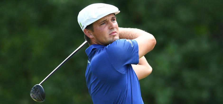 Bryson Dechambeau liegt nach dem ersten Tag in Augusta in Führung.