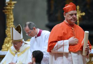 Der deutsche Kardinal Ludwig Müller.