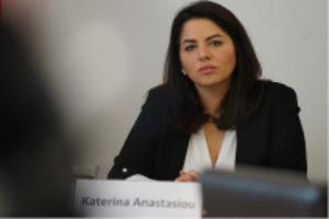 Katerina Anastasiou.