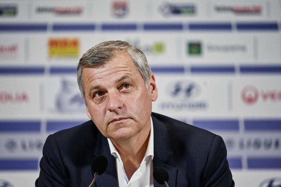 Bruno Genesio verlässt Olympique Lyon.