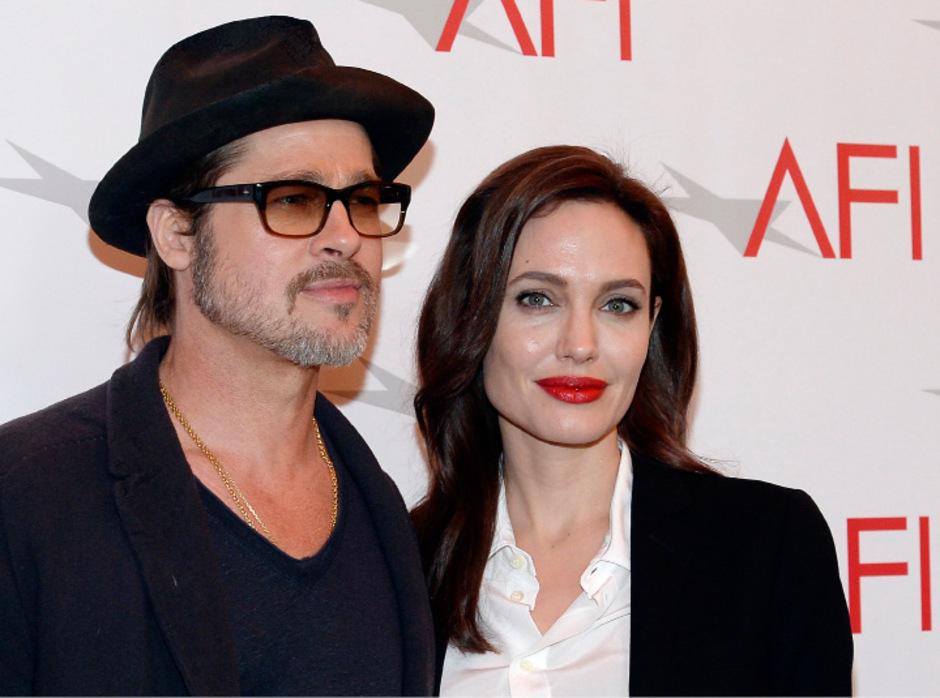 Ein Bild aus vergangenen Zeiten: Nach zwei Jahren Ehe ließ sich Angelina Jolie 2016 von Brad Pitt scheiden.