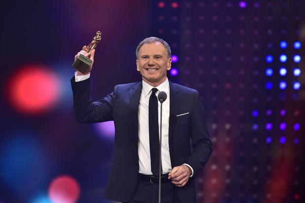 Armin Wolf gewann die Romy in der Kategorie Information.