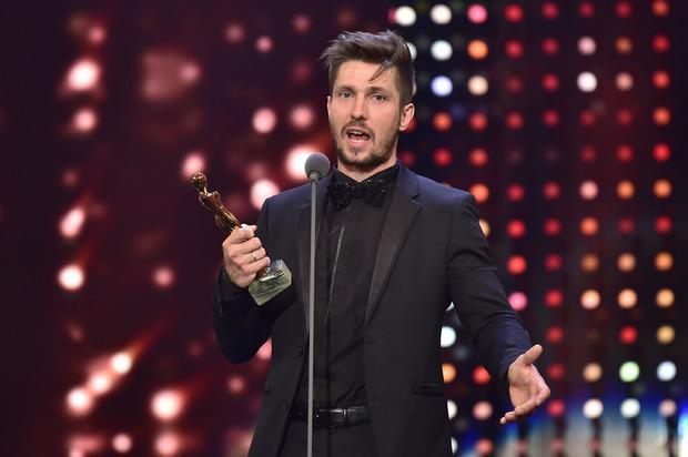 Marcel HIrscher, Preisträger TV-Moment des Jahres.
