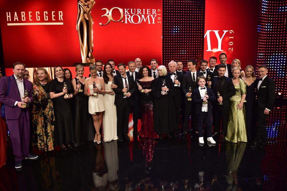 Die Romy-Preisträger 2019