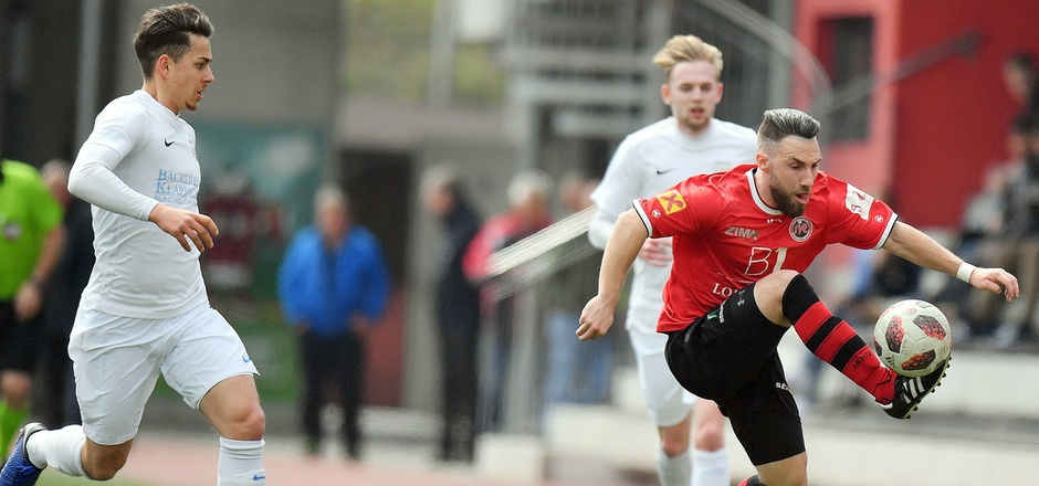 Der mit dem Ball tanzt – Reichenau-Antreiber Manuel Kovatsch mausert sich immer mehr zum Führungsspieler.