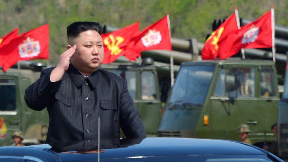 Nordkoreas Staatschef Kim Jong-un.