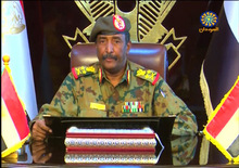 Generalinspekteur Abdel Fattah Burhan