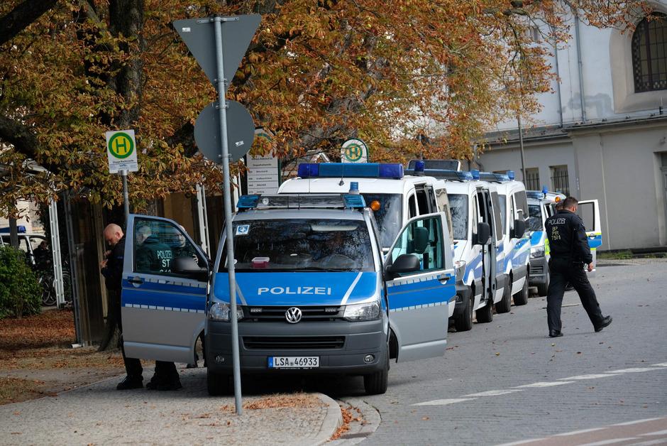 Polizisten in Deutschland. (Symbolfoto)