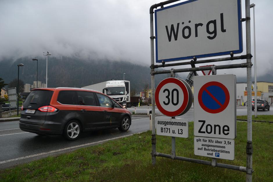 Der Dreißiger in Wörgl war von einem Autofahrer bekämpft worden.