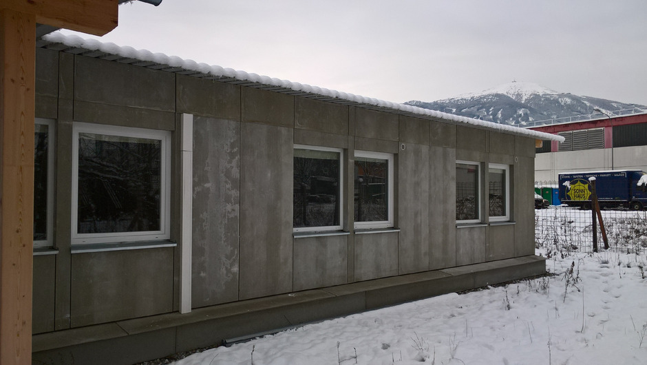 Die Innsbrucker SPÖ möchte das leerstehende Nebengebäude in der Richard-Berger-Straße als Notschlafstelle nutzen. Dazu müsste der bis zum April 2020 angeordnete Abbruch abgewandt werden.