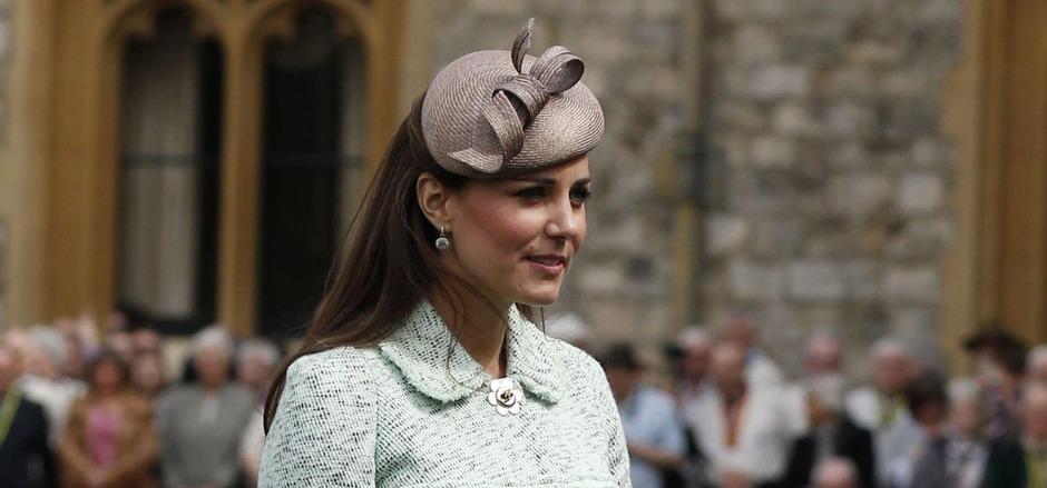 Herzogin Kate machte kurzen Prozess mit ihrer Freundschaft zu Rose Hanbury.