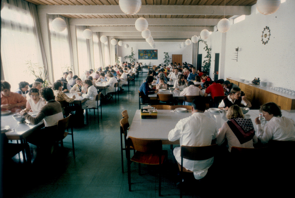 Dutzende Klienten und Bewohner wurden in der Lebenshilfe-Einrichtung am Domanigweg in Innsbruck beinahe 50 Jahre lang täglich bekocht. Anfang Februar schloss die Einrichtung ihre Tore.