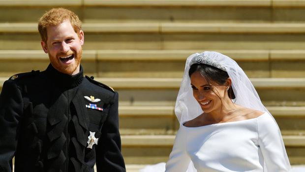 Prinz Harrys Trauung mit der amerikanischen Schauspielern Meghan Markle sorgte für jede Menge Gesprächsstoff.