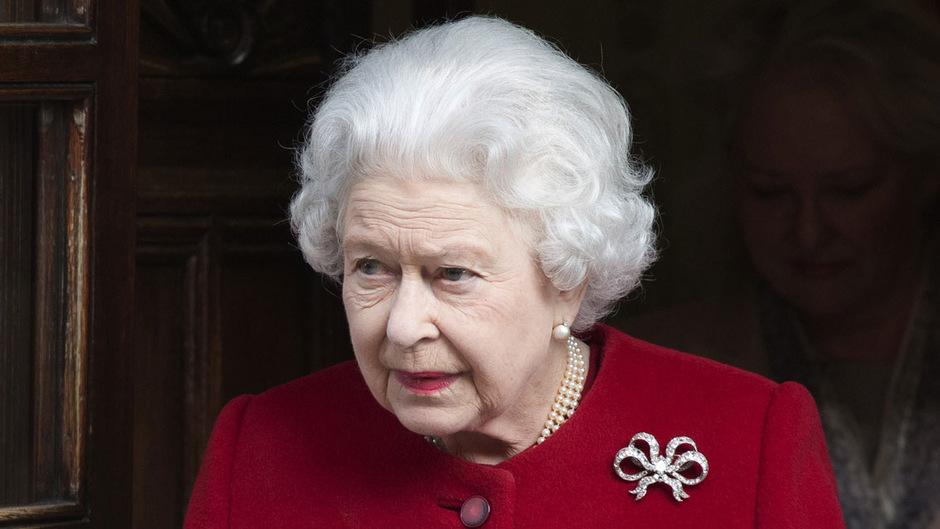 Queen Elizabeth II. (Archivbild).