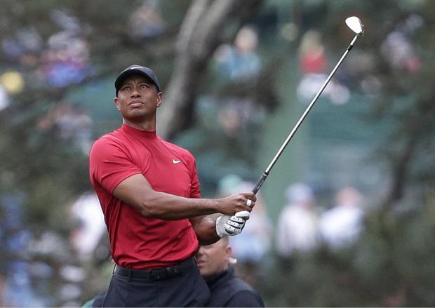 Wo alles begann: Tiger Woods siegte beim Masters in Augusta - vor 22 Jahren gewann er hier zum ersten Mal.