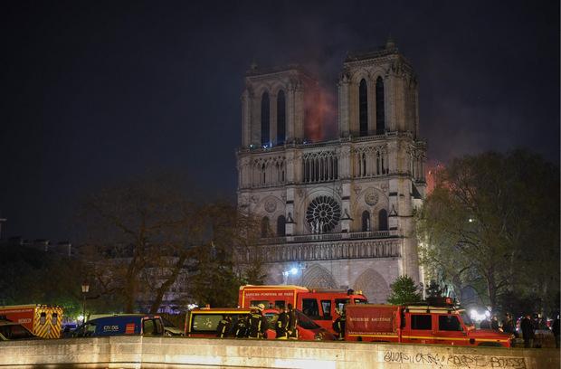 400 Feuerwehrleute waren im Einsatz.