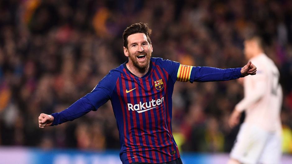 Brachte den FC Barcelona zum Jubeln: Superstar Lionel Messi.