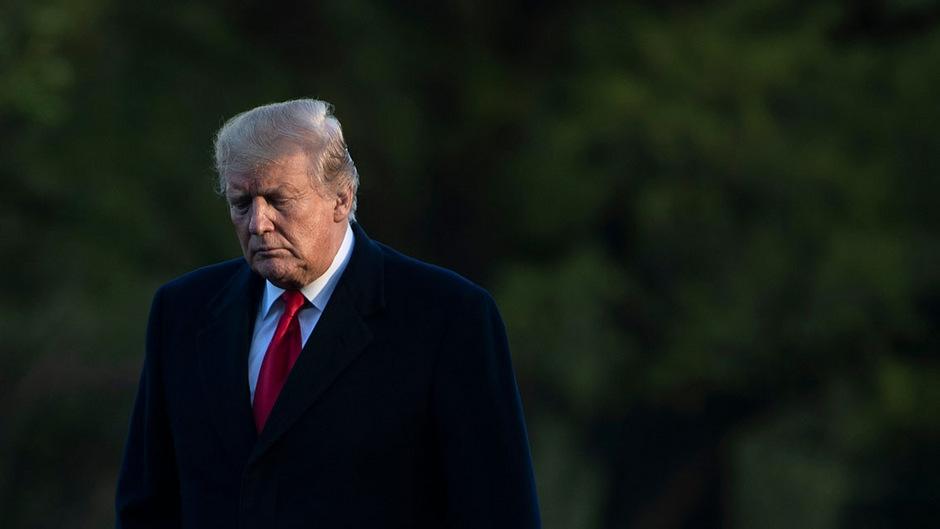 US-Präsident Donald Trump ist nach der Veröffentlichung des Mueller-Berichts noch lange nicht aus dem Schneider.
