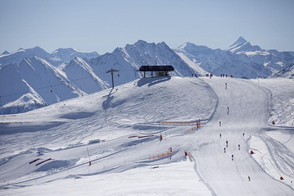 In Kitzbühel läuft die Wintersaison noch, die anderen Tourismusverbände im Bezirk haben die Saison schon abgeschlossen.