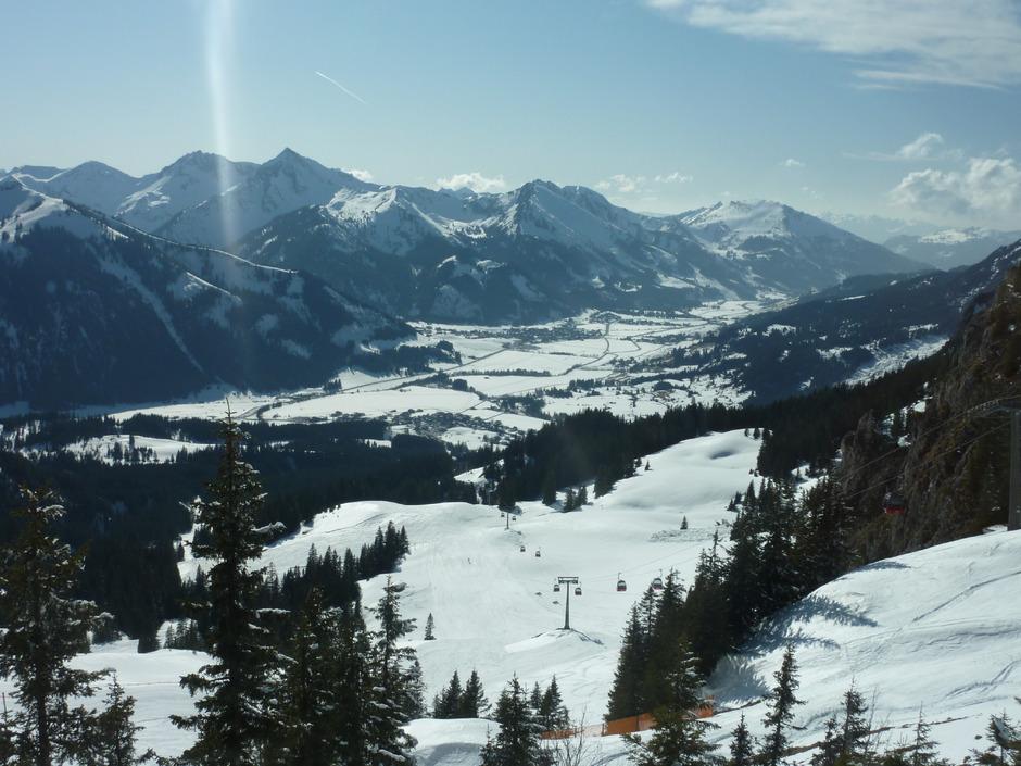 Im Tannheimer Tal sind die Touristiker auf dem richtigen Weg. Neueste Statistiken weisen Top-Werte für das Hochtal aus.