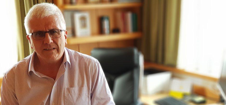 BM Manfred Köll hat es geschafft, sich den Bürgermeistersessel für die verbleibenden drei Jahre dieser Wahlperiode zu erhalten.