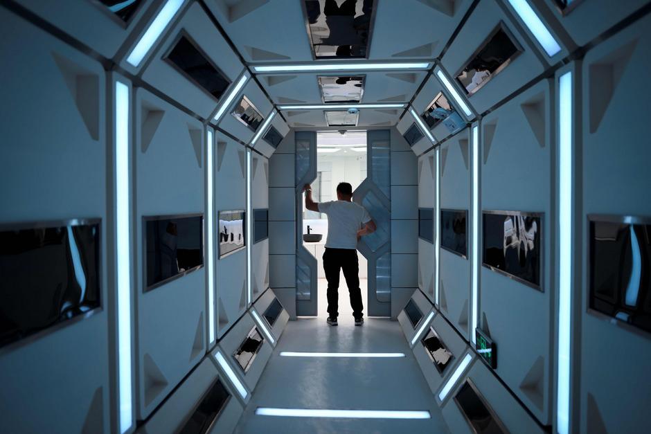Das Unternehmen C-Space will die Basis zunächst nur als Bildungseinrichtung betreiben, sie ab dem kommenden Jahr aber auch für Touristen öffnen.