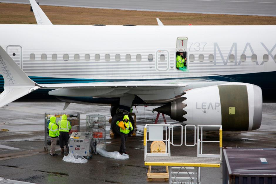 Boeing hofft, dass die 737 MAX bald wieder zugelassen wird.