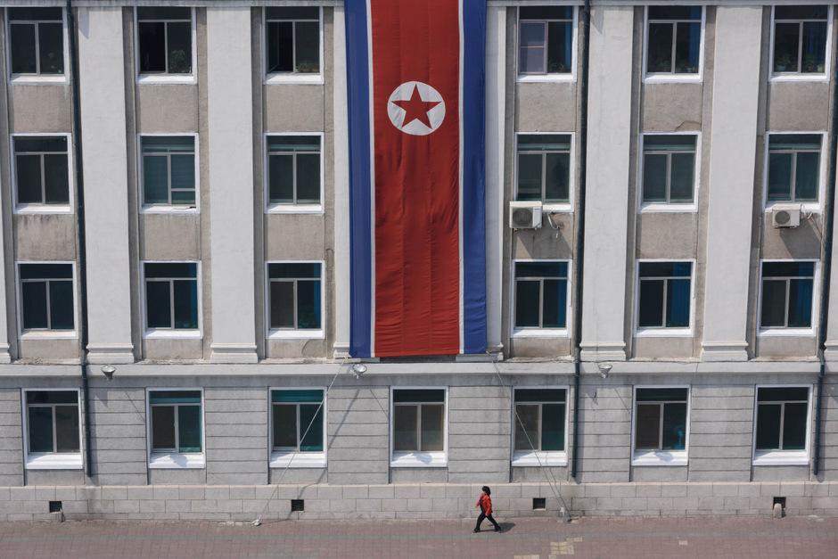Nordkorea nimmt offenbar wieder Waffentests auf.