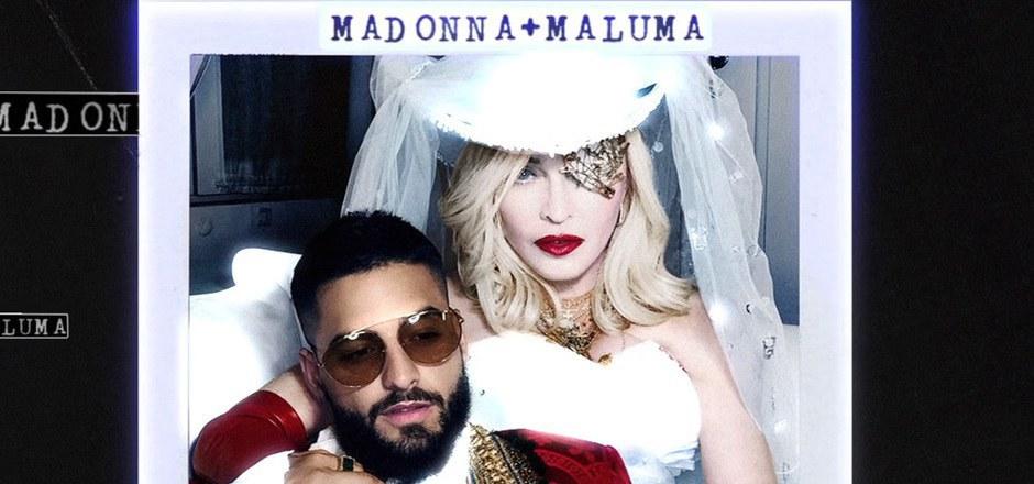 Die Zusammenarbeit mit dem kolumbianischen Sänger Maluma ist der erste Vorbote auf das neue Album, das Mitte Juni erscheinen wird.