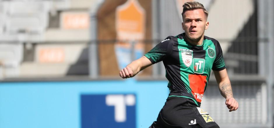 Für Florian Rieder lief die Saison nicht nach Wunsch.