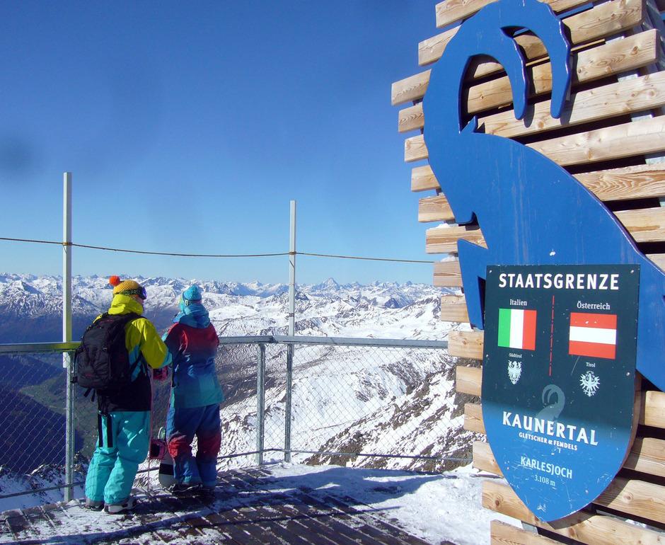 Geplant ist eine Verbindung vom Kaunertaler Gletscher nach Südtirol.