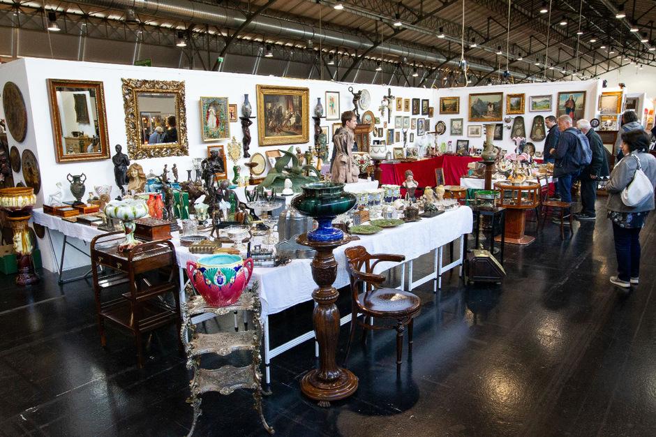Antiquitäten aus ganz Europa: Die vielen Besucher hatten eine große Auswahl bei der Euroantik. 126 Händler aus acht verschiedenen Ländern stellten am vergangenen Wochenende in Innsbruck aus.