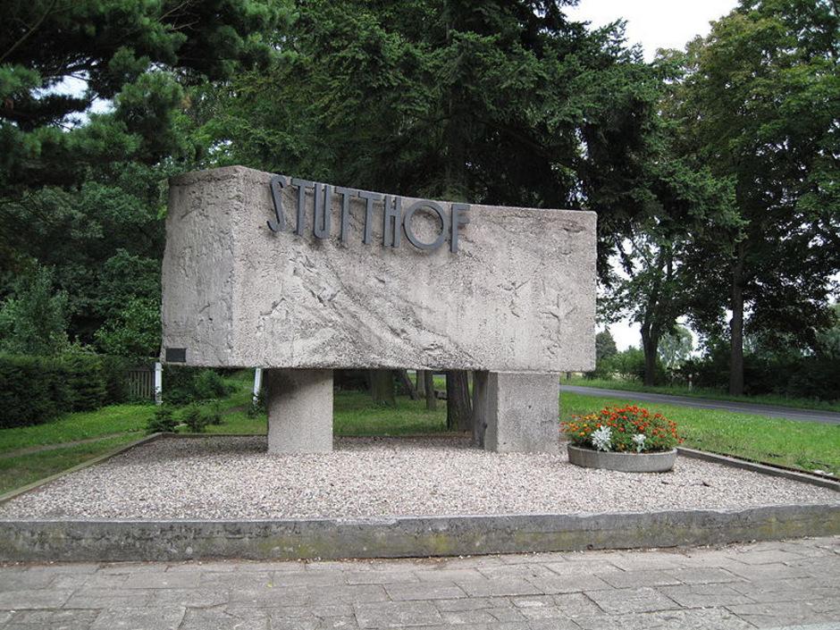 Das KZ Stutthof war ein deutsches Konzentrationslager, 37 Kilometer östlich von Danzig.