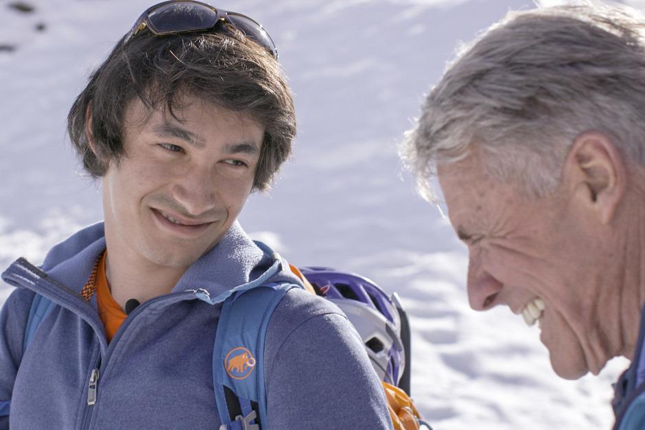 Peter Habeler kannte David Lama von Kindesbeinen an.