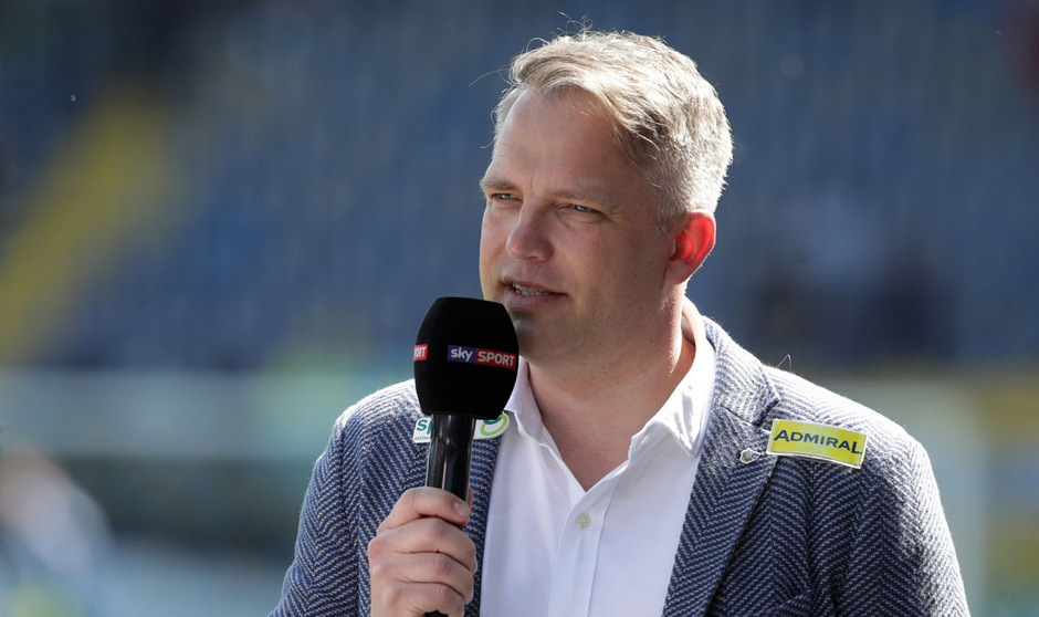 SKN General Manager Andreas Blumauer.