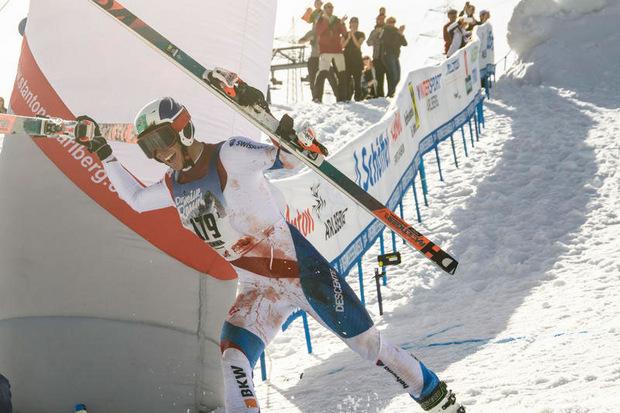 Der Tiroler Dominik Schranz gewann mit knappen fünf Sekunden Vorsprung.