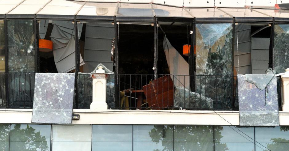 Neben drei Kirchen waren vier Hotels Ziel des Anschlags am Ostersonntag.