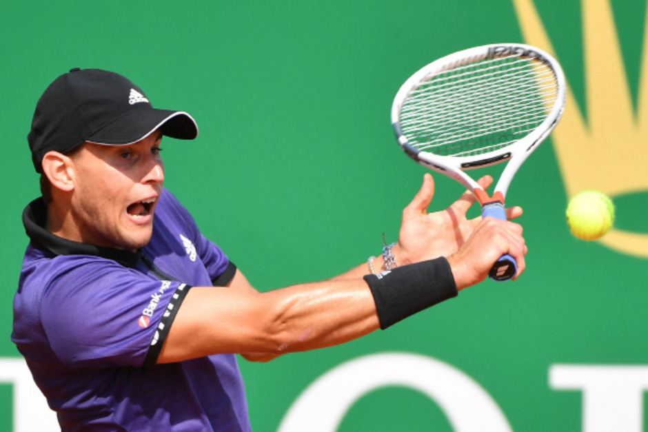 Dominic Thiem rangiert hinter Djokovic, Nadal, Zverev und Federer auf Platz fünf.