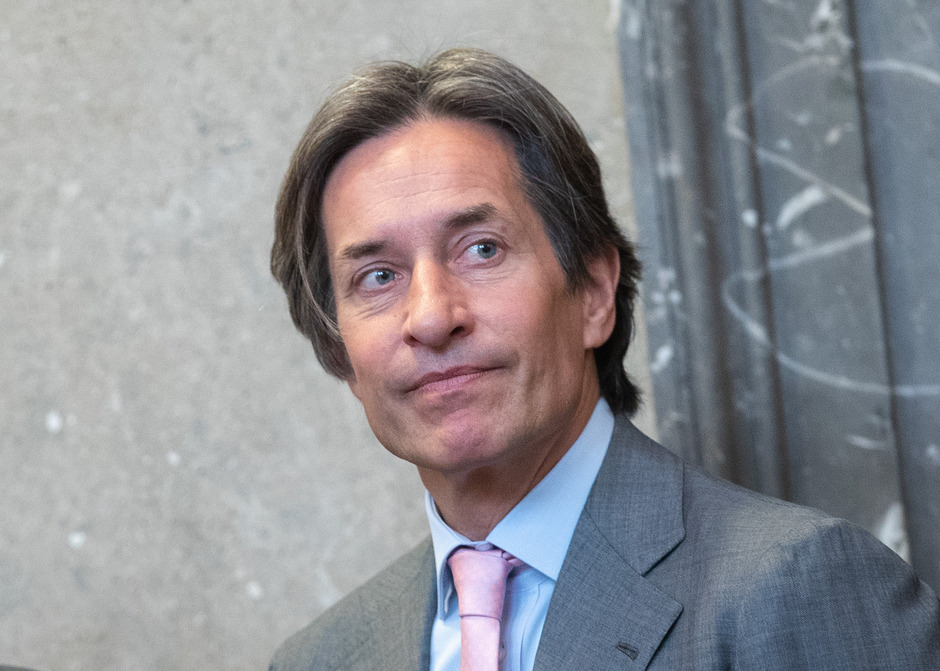 Ex-Finanzminister Karl-Heinz Grasser.