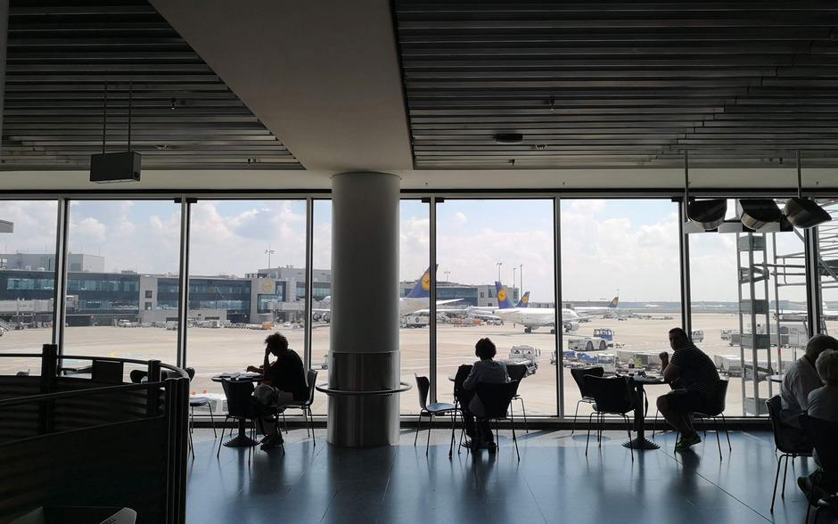 Drei Flüge ab Frankfurt nach Bombendrohung gestrichen