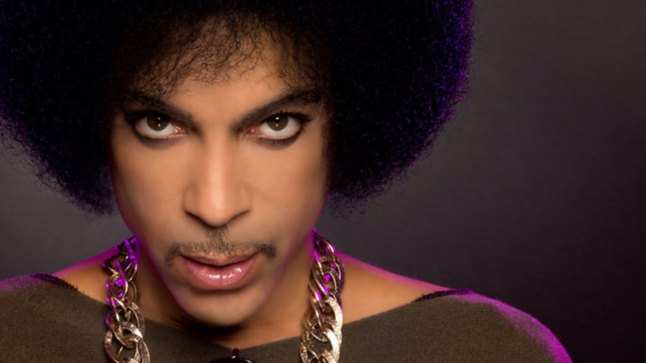 Musiker Prince starb am 21. April 2016.