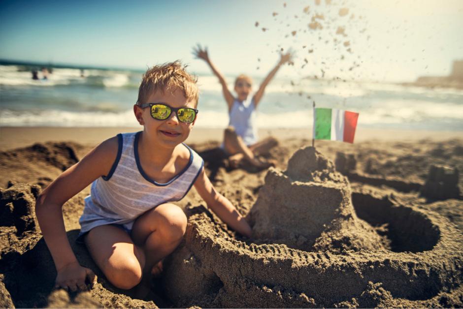 Fast jeder fünfte reisewillige Österreicher hat laut Umfrage heuer bereits fix einen Italien-Urlaub eingeplant.